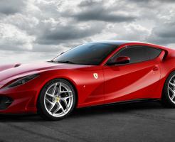 フェラーリ812スーパーファストの価格は?画像やスペックなどまとめ!