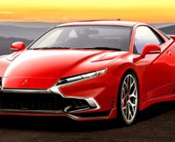 三菱GTOが新型で復活?!価格やスペックを予想!燃費やツインターボは?