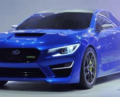 スバルWRX STI新型2018のスペックや価格は?発売時期はいつ?